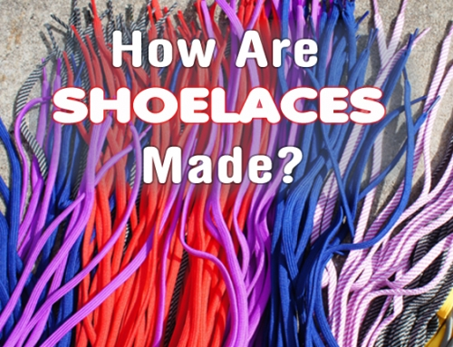 How Are Shoelaces Made?