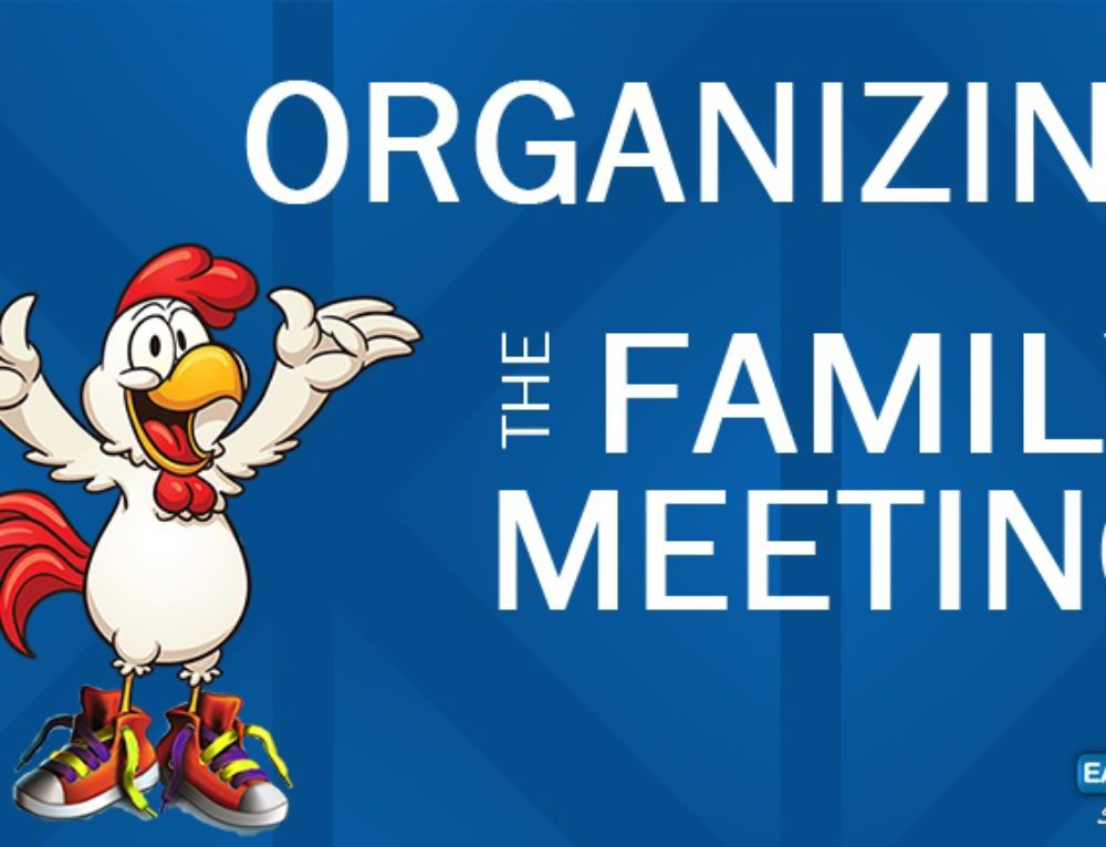 Organizing The Family Meeting